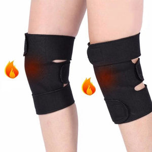 1 Set (2Pcs) Knee Heating Therapy Pad (Buy Take 1) Beauty & Health