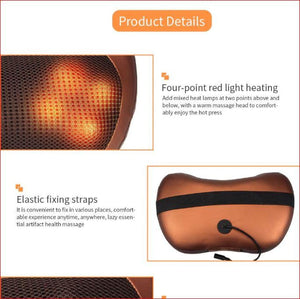 Electric Pillow Massager Beauty & Health