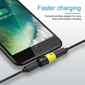 Music Charger Splitter For Iphone Gadgets