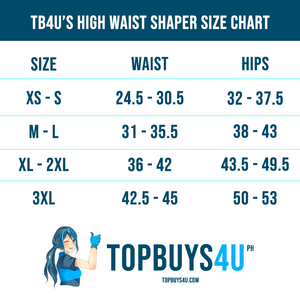 TB4U's PREMIUM HIGH WAISTED SHAPER