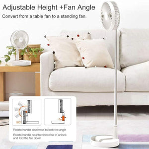 Tb4U Premium Mini Fan Household