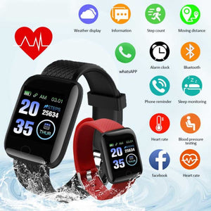 Tb4Us Waterproof Smartwatch Gadgets