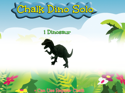 [Special Price] Chalk Dino (1)