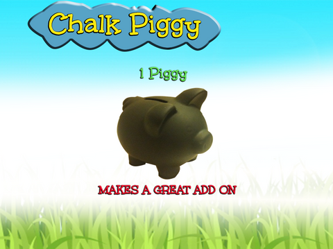 [Special Price] Chalk Piggy Bank
