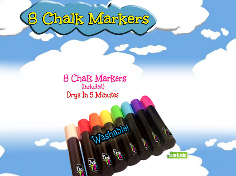 [Special Price] 8 Chalk Markers