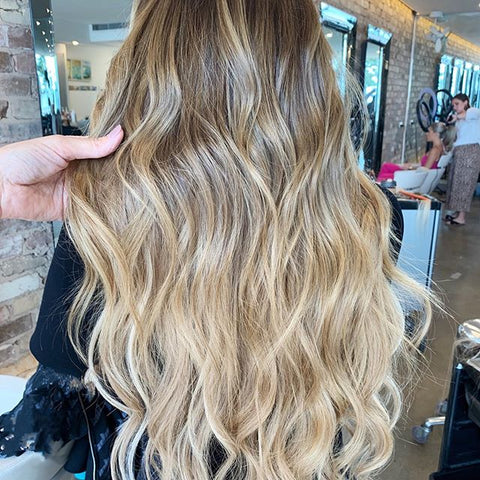 Blondes and Balayage