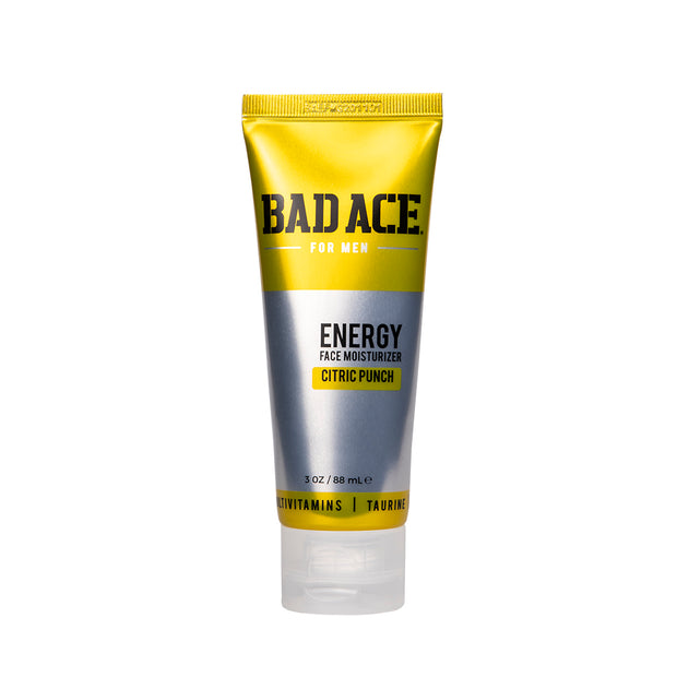 ENERGY FACE MOISTURIZER - CITRIC PUNCH 3oz [ BAD ACE ]