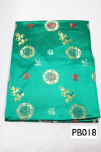 Load image into Gallery viewer, PB018 Silk Blanket 絲被 (green)