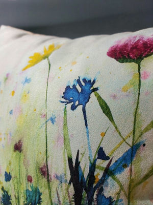 'Fairy grass' cushion