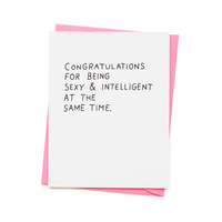 Same Time Greeting Card