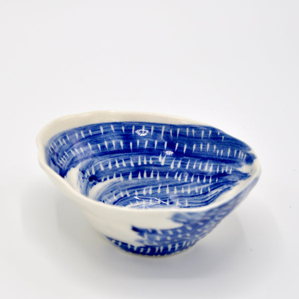 Blue Wave Medium Bowl