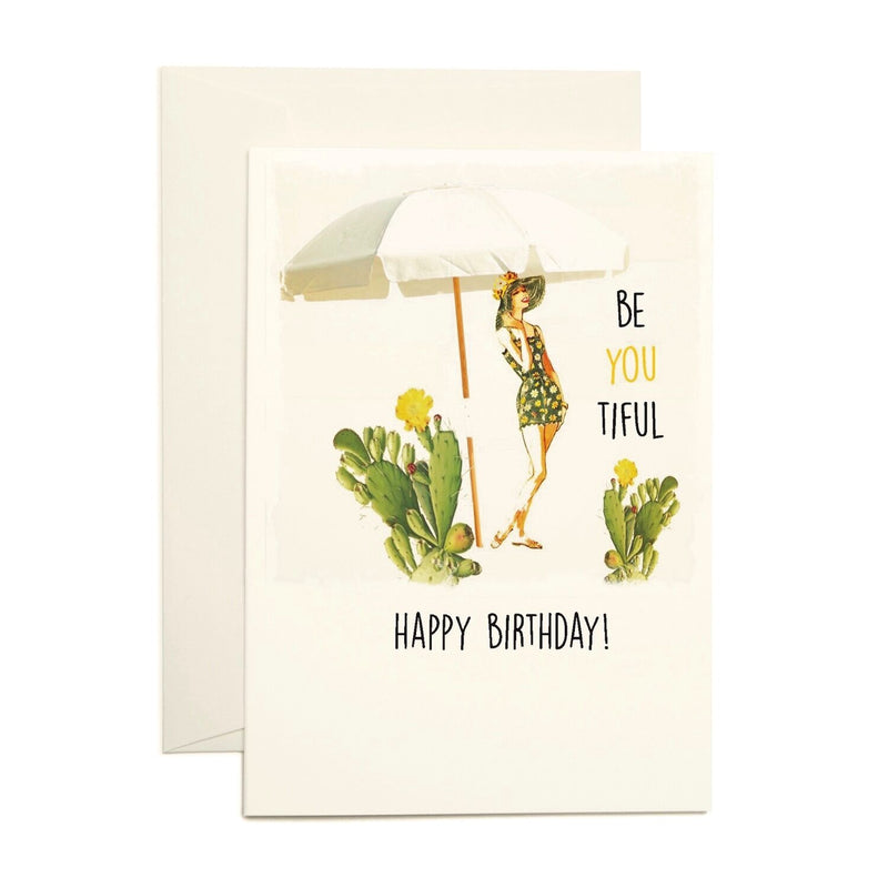 BeYouTiful Birthday Card