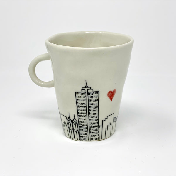 NYC Skyline Teacup