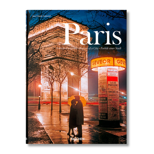 Paris - Portraits of a City