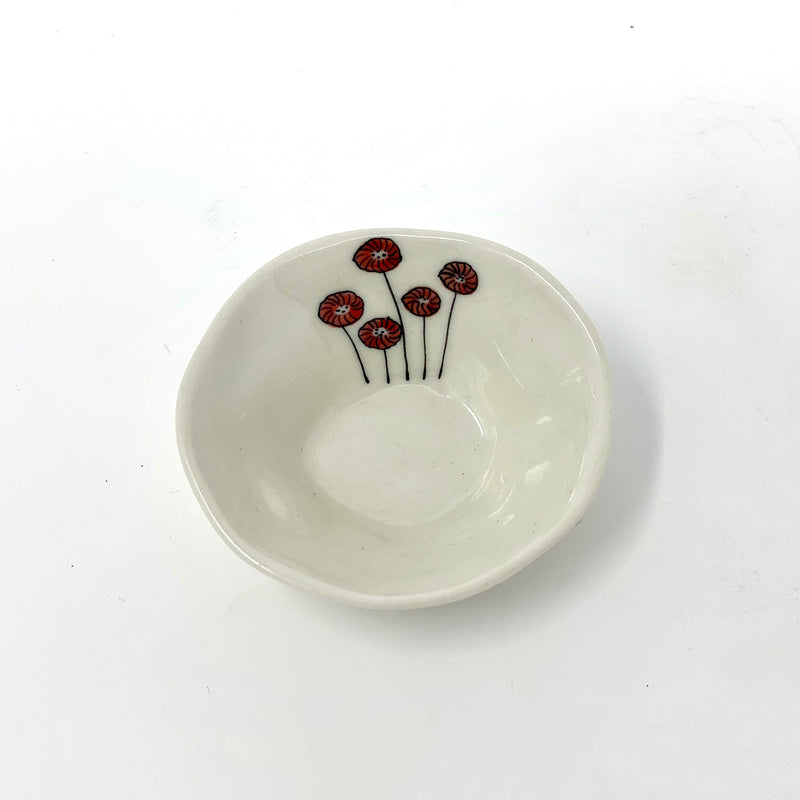 Poppies Mini Bowl