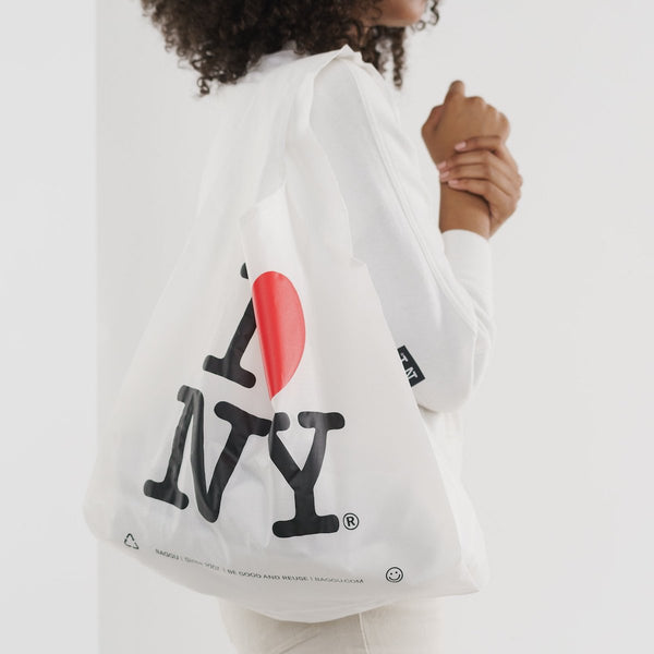 Reusable I Love NY Tote