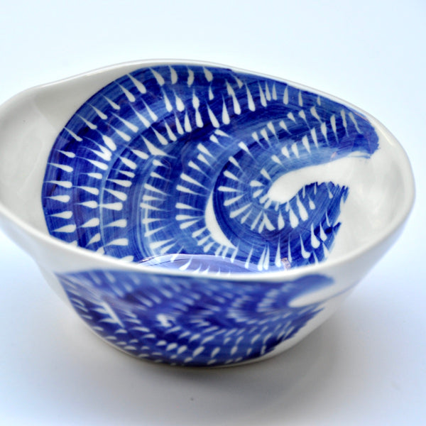 Blue Wave Rice Bowl