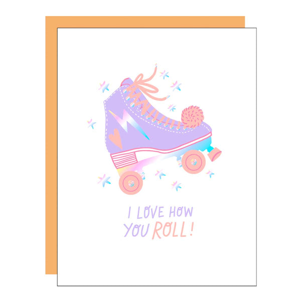 How You Roll Greeting Card