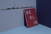 Berlin Skyline Wall Art