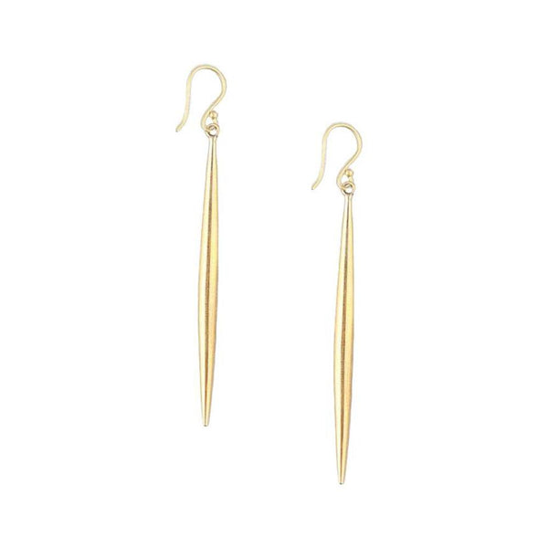Solid Spike Earrings
