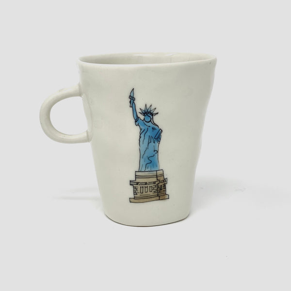 Statue of Liberty Teacup