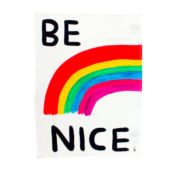 Be Nice Tea Towel