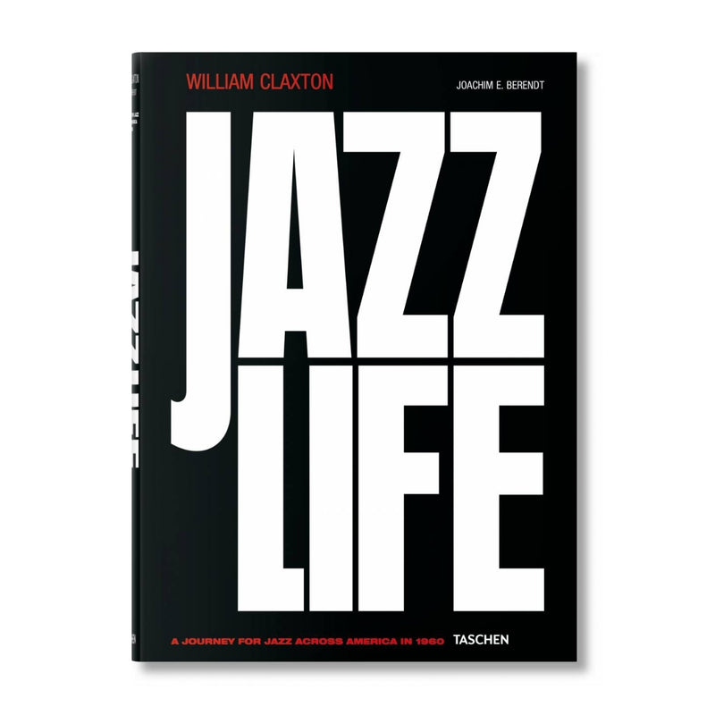 William Claxton Jazzlife