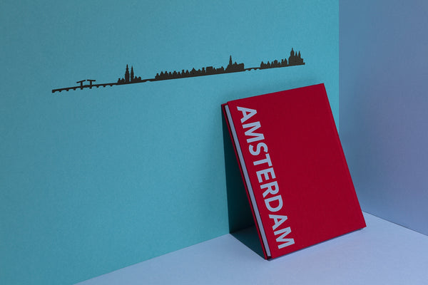 Amsterdam Skyline Wall Art