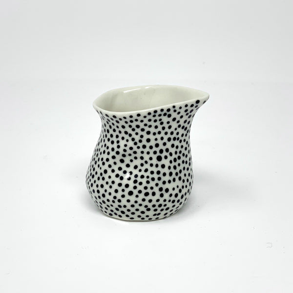 Black Dot Mini Pitcher