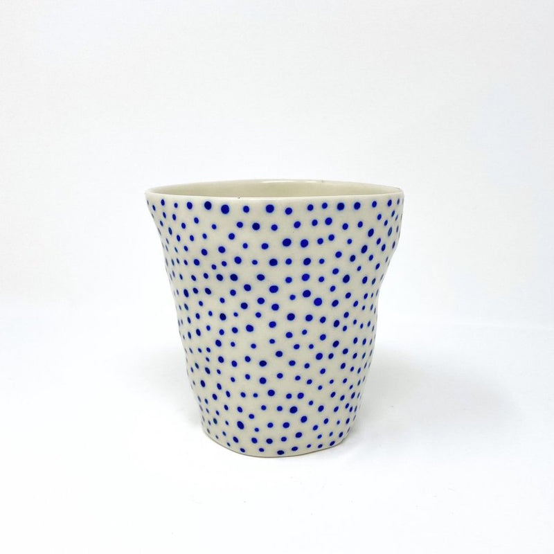 Blue Dot Cup