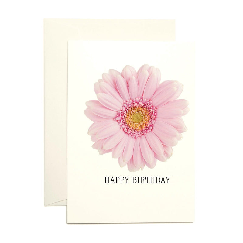 Daisy Birthday Card