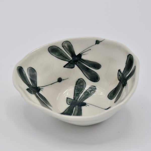 Dragonfly Medium Bowl