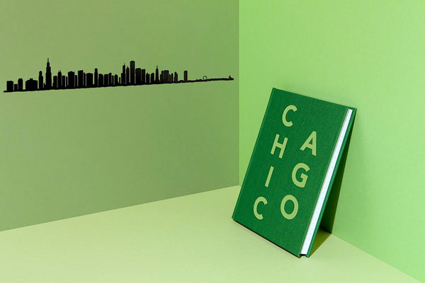 Chicago Skyline Wall Art