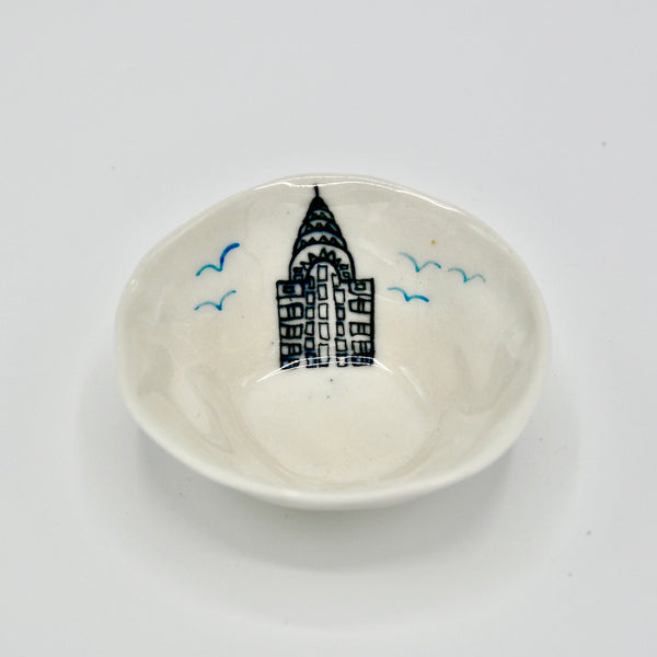 Chrysler Building Mini Bowl
