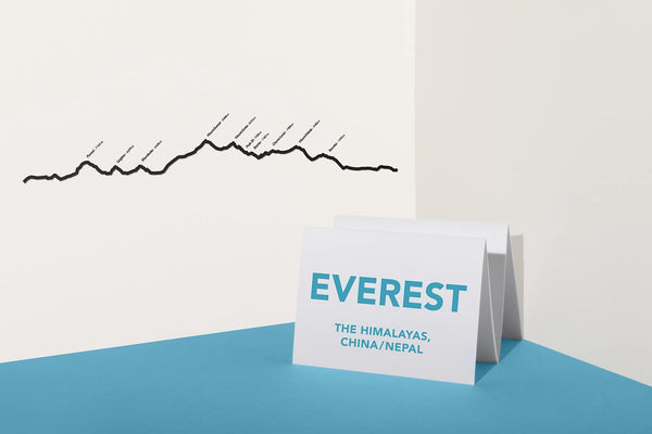 Everest Summit Wall Art