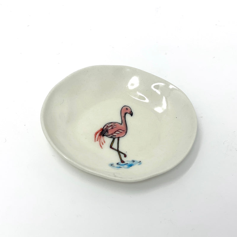Flamingo Mini Plate
