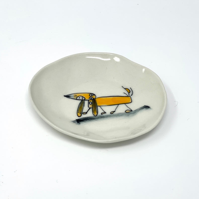 Hot Dog Mini Plate