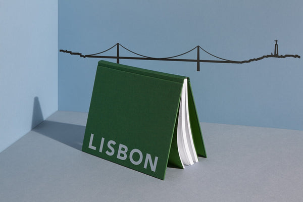 Lisbon Skyline Wall Art
