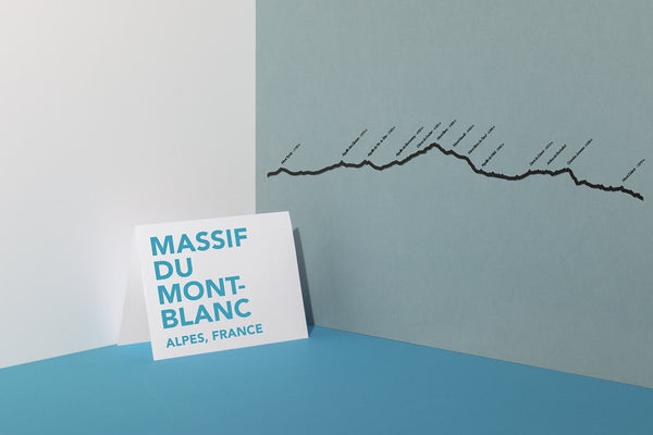 Mont Blanc Summit Wall Art