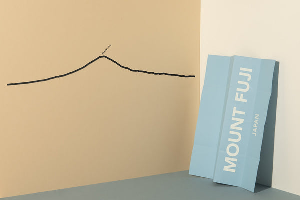 Mount Fuji Summit Wall Art
