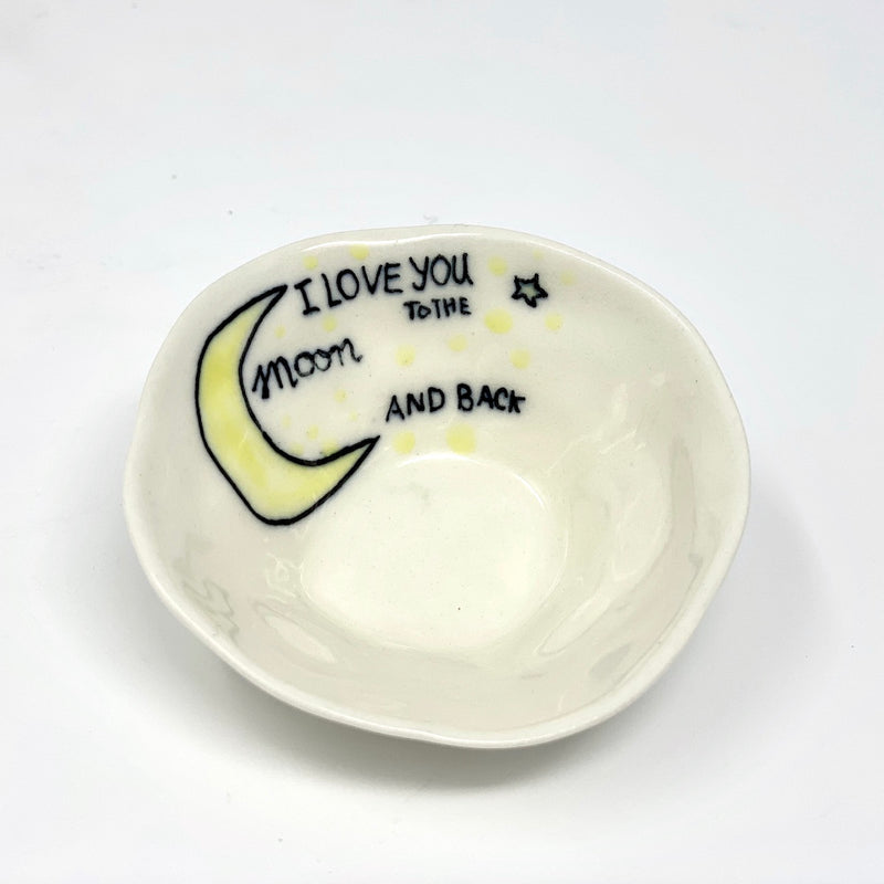 Moon and Back Mini Bowl