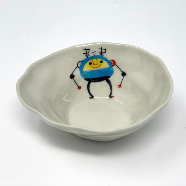 Robot Medium Bowl