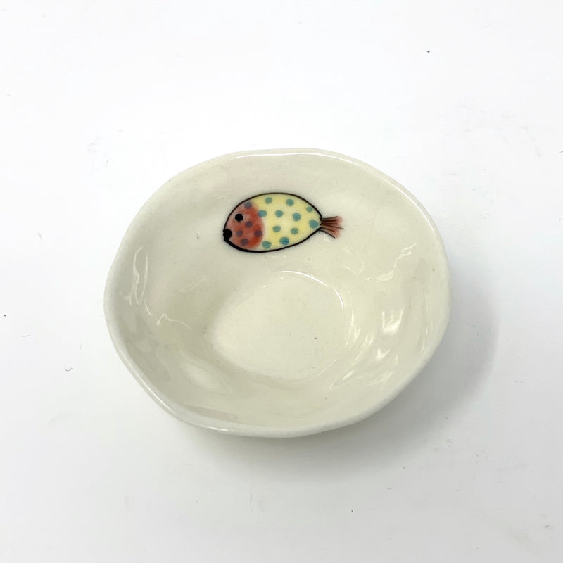 Dotted Fish Mini Bowl