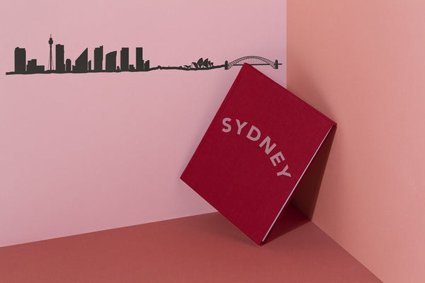 Sydney Skyline Wall Art