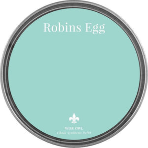 Wise Owl Paint - Robin's Egg - Chalk Synthesis Paint