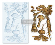 "Load image into Gallery viewer, ReDesign Decor Mould - Vintage Roots 5"" x 8"""
