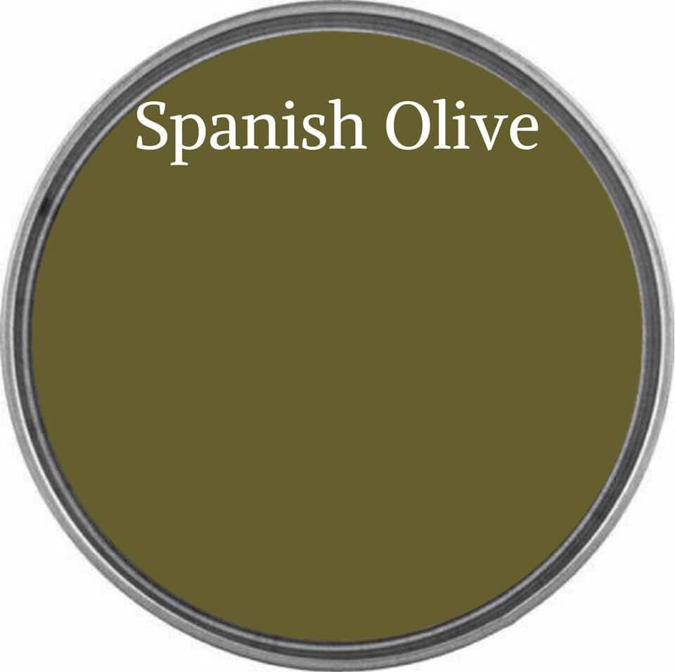 Wise Owl Paint - Spanish Olive - Chalk Synthesis Paint