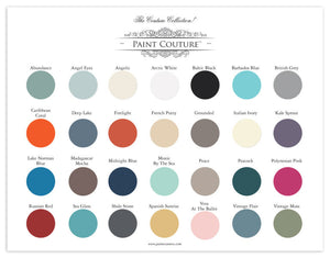 Queen's Court - Paint Couture