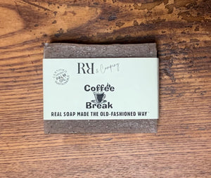 Coffee Soap - Rubbish Restyled