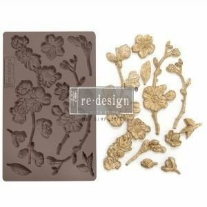 Redesign Decor Moulds - Cherry Blossoms - 5